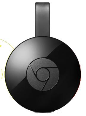 6 Chromecast $35