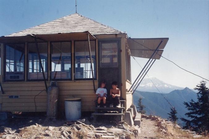 Burley Mountain lookout