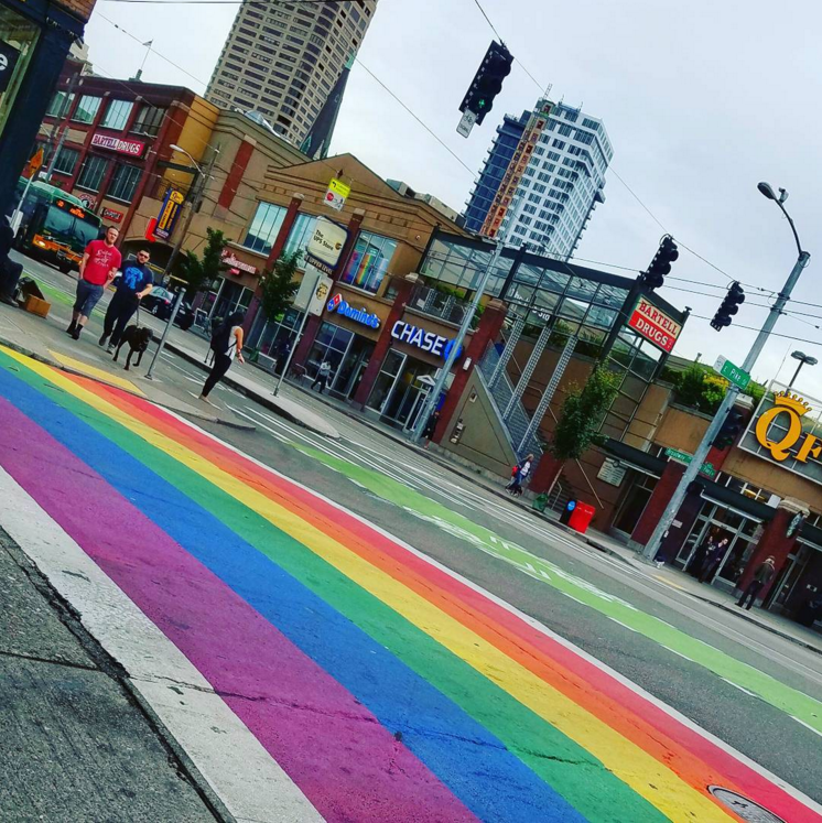© terri-nakamura-rianbow-crosswalk-Capitol-Hill-Seattle