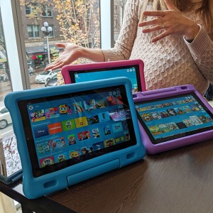 Amazon Fire HD and Amazon Fire - kids editions